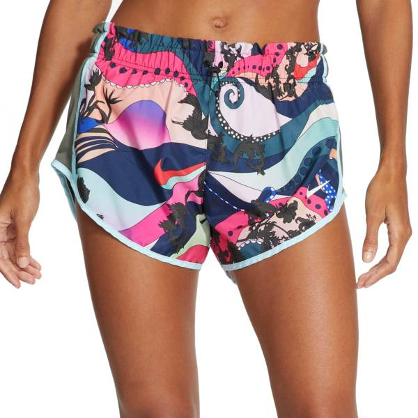 Nike Women's Icon Clash Tempo Printed Running Shorts product image