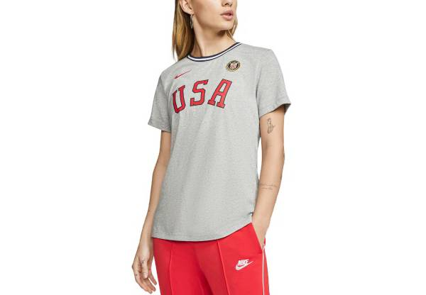 Nike Women's Sportswear Team USA Graphic T-Shirt product image