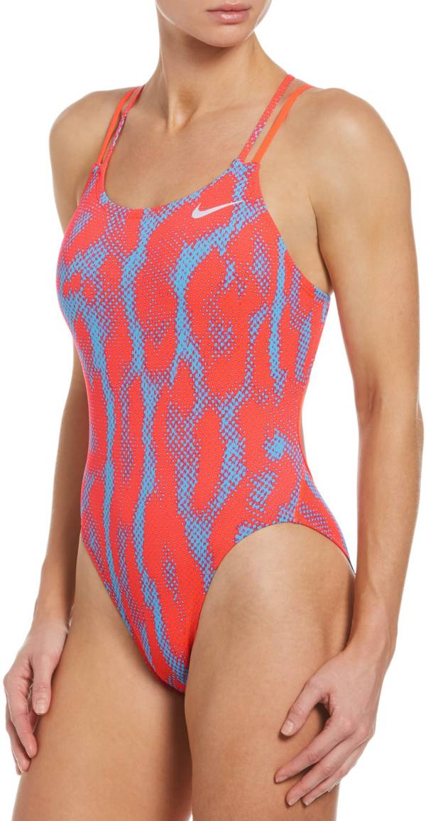 Nike Women's HydraStrong Spiderback One Piece Swimsuit product image