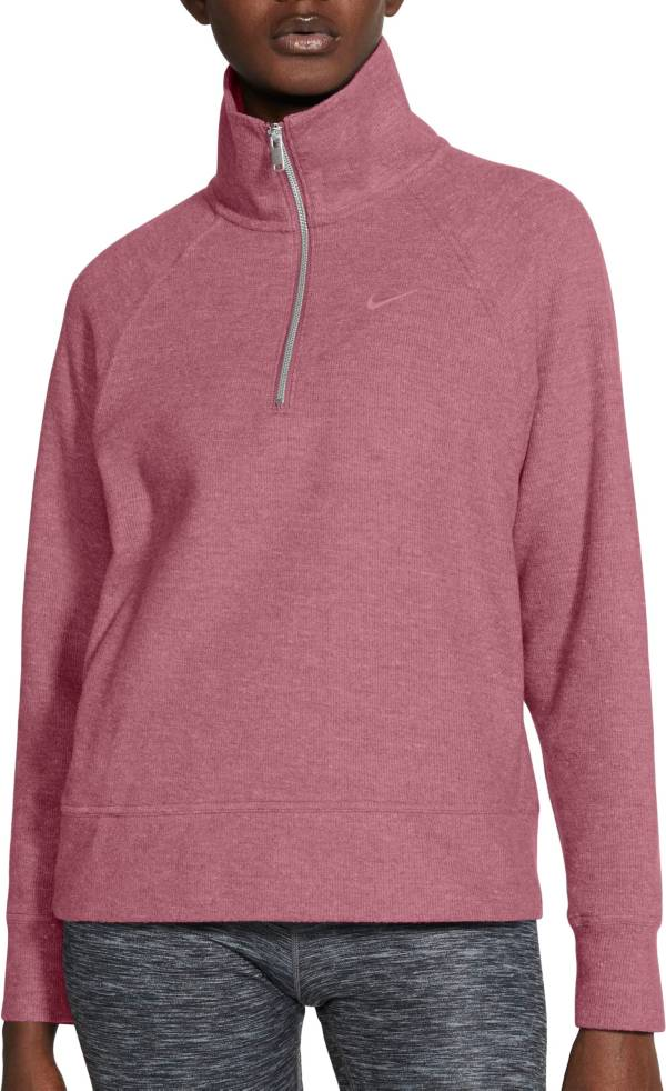 Nike Women's Hypernaturals ½-Zip Pullover Sweater product image