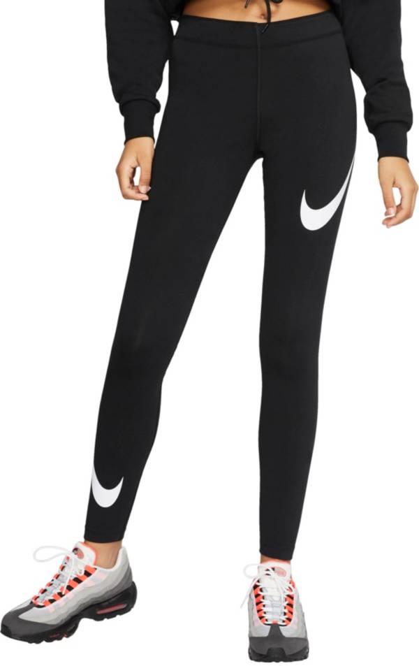 Nike Women's Leg-A-See Swoosh Logo Leggings product image