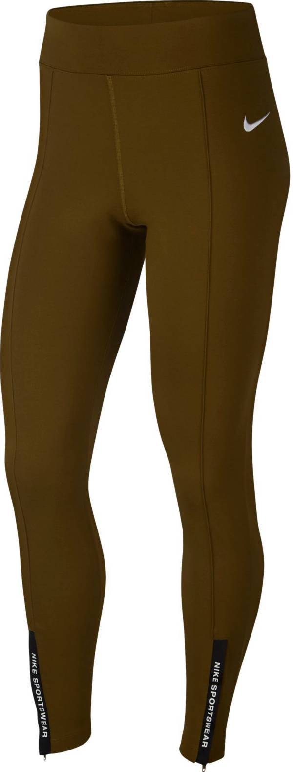 Nike Women's Sportswear Leg-A-See Zip Leggings product image