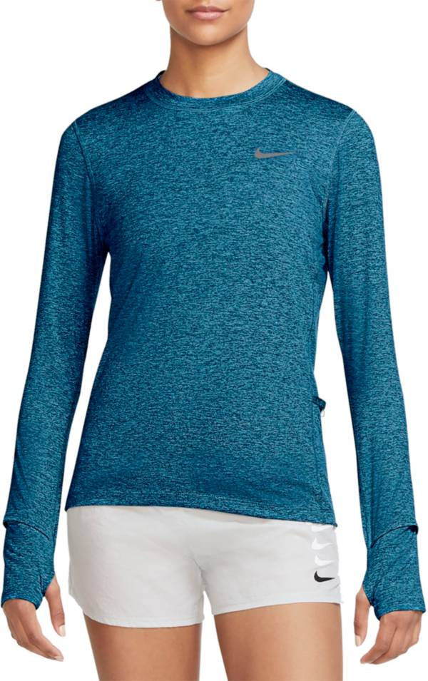 Nike Women's Element Crew Long Sleeve Running Shirt product image