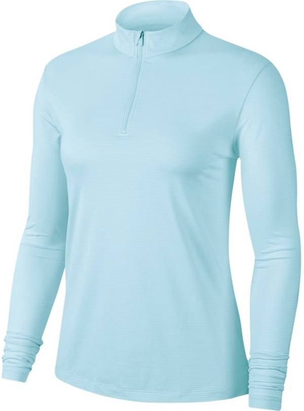 Nike Women's Dri-FIT UV Victory 1/2 Zip Long Sleeve Golf Pullover product image