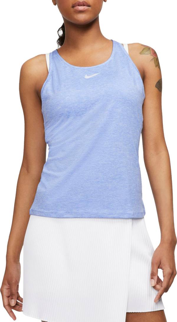 Nike Women's Court Dri-FIT Elevated Open Back Tennis Tank Top product image