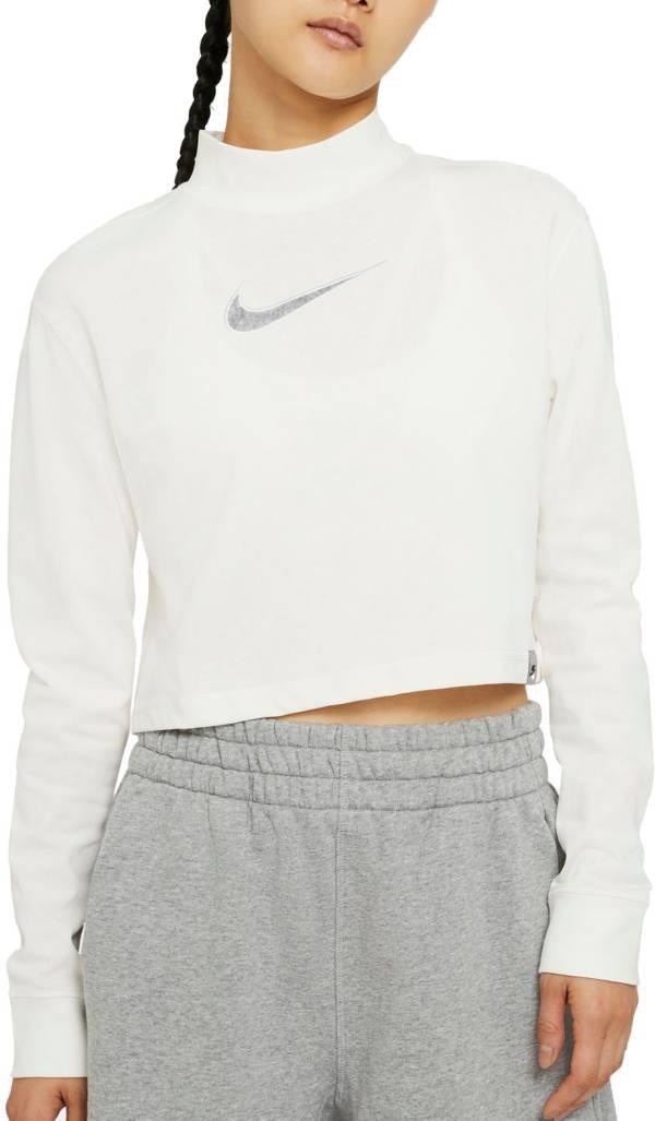 Nike Women's Crop Long Sleeve Shirt product image