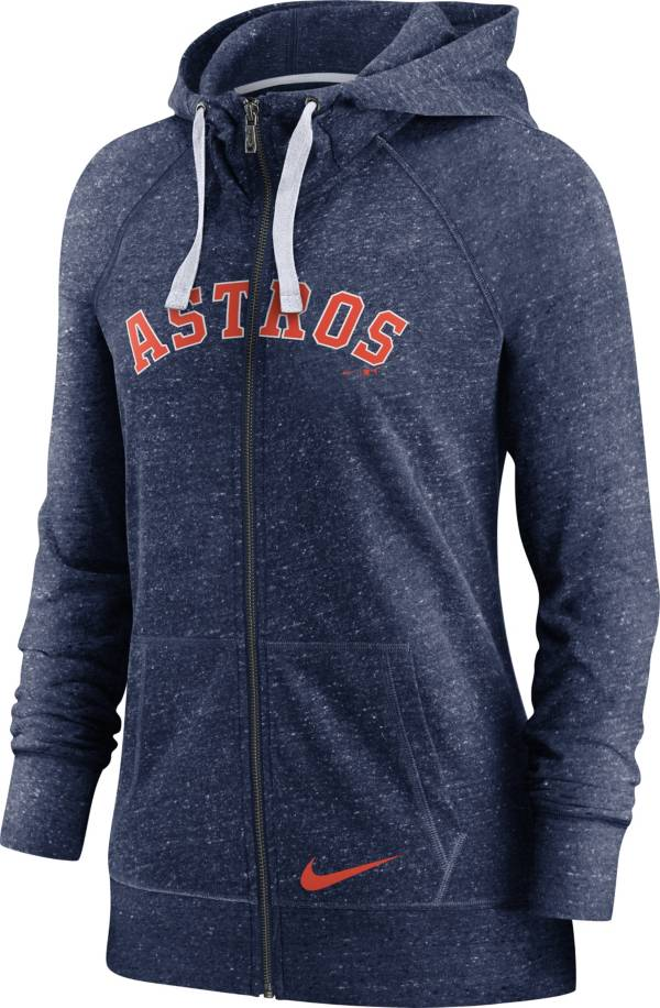 Nike Women's Houston Astros Gym Vintage Navy Hoodie product image