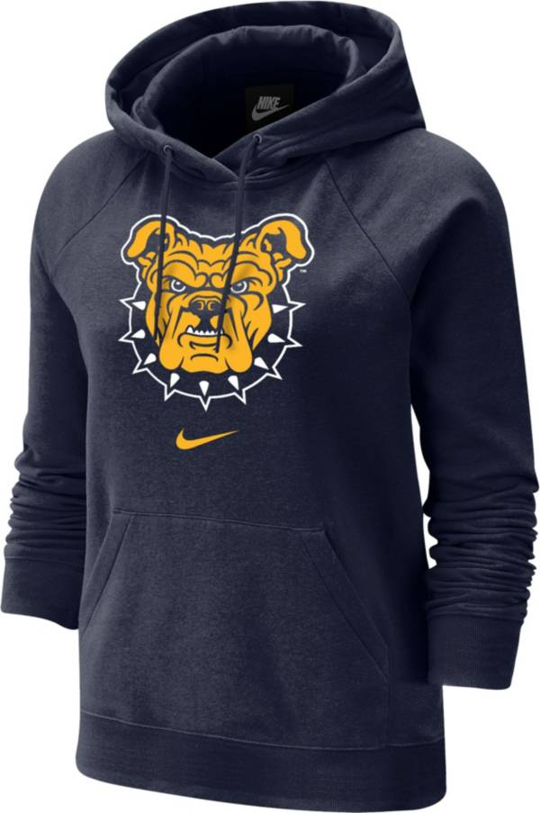 Nike Women's North Carolina A&T Aggies Aggie Blue Varsity Pullover Hoodie product image