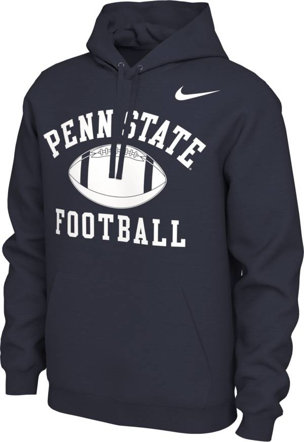 Nike Women's Penn State Nittany Lions Blue Pullover Football Hoodie product image