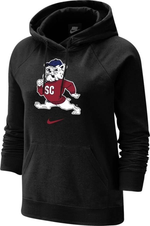 Nike Women's South Carolina State Bulldogs Varsity Pullover Black Hoodie product image