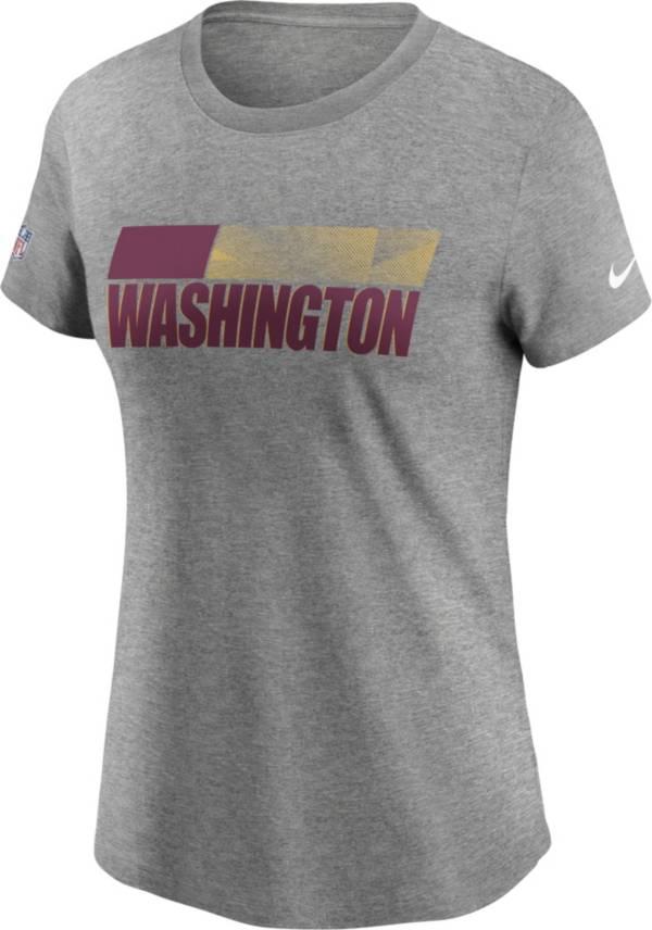 Nike Women's Washington Football Team Dark Grey Legend T-Shirt product image