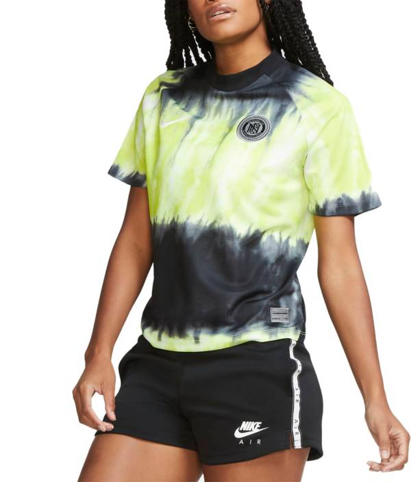 Nike Women's FC Tie-Dye Jersey T-Shirt product image