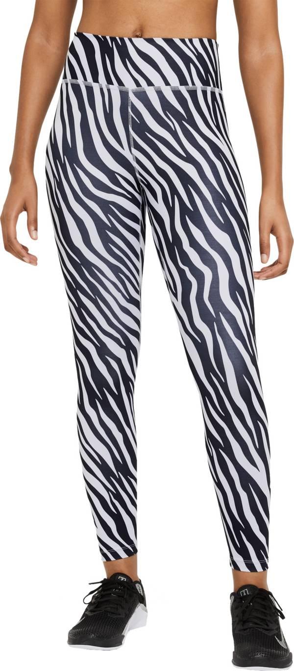 Nike One Women's Icon Clash 7/8 Printed Leggings product image
