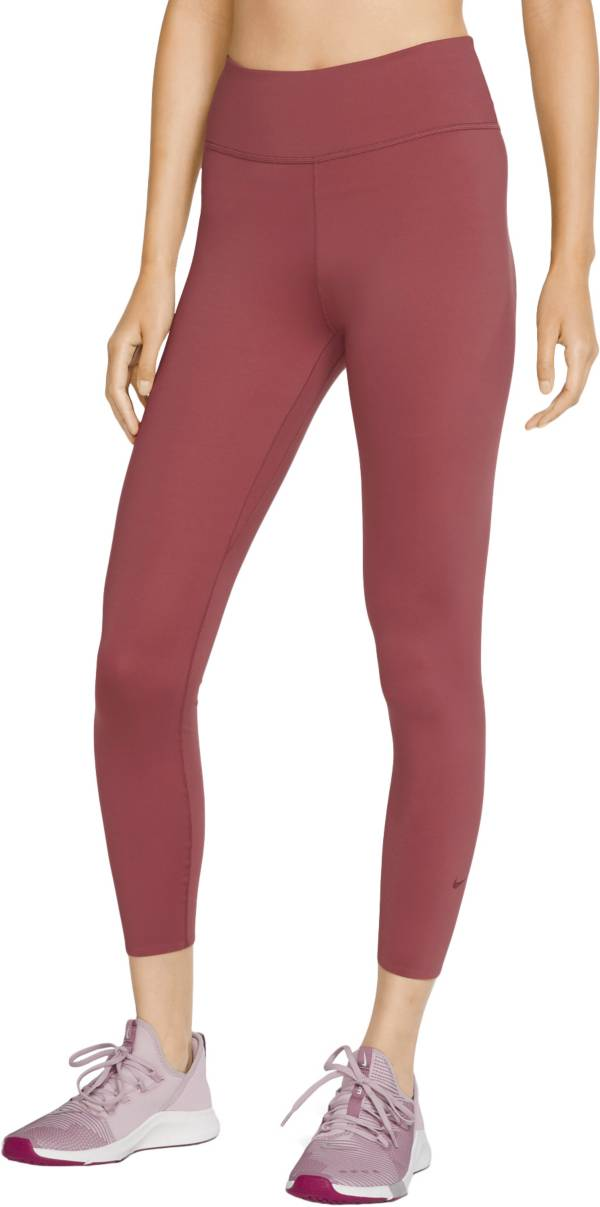 Nike One Women's Luxe Mid-Rise 7/8 Tights product image