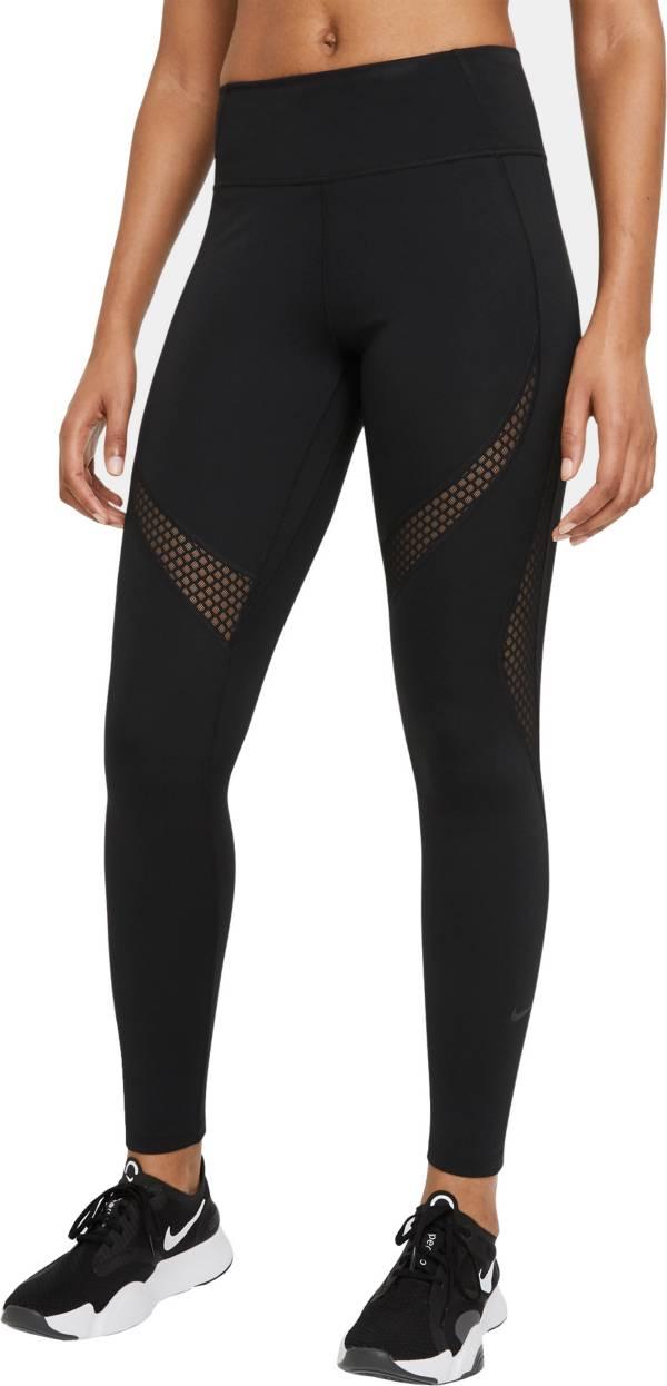 Nike Women's One Mesh Inset Leggings product image
