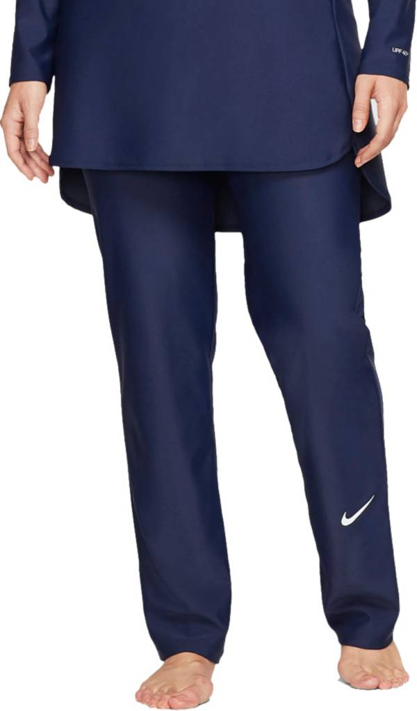 Nike Women's Victory Full Coverage Straight Leg Swim Leggings product image