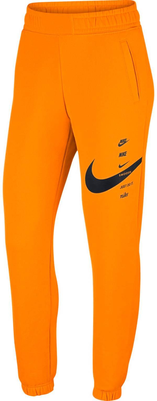 Nike Women's Sportswear Neon Swoosh Fleece Pants product image