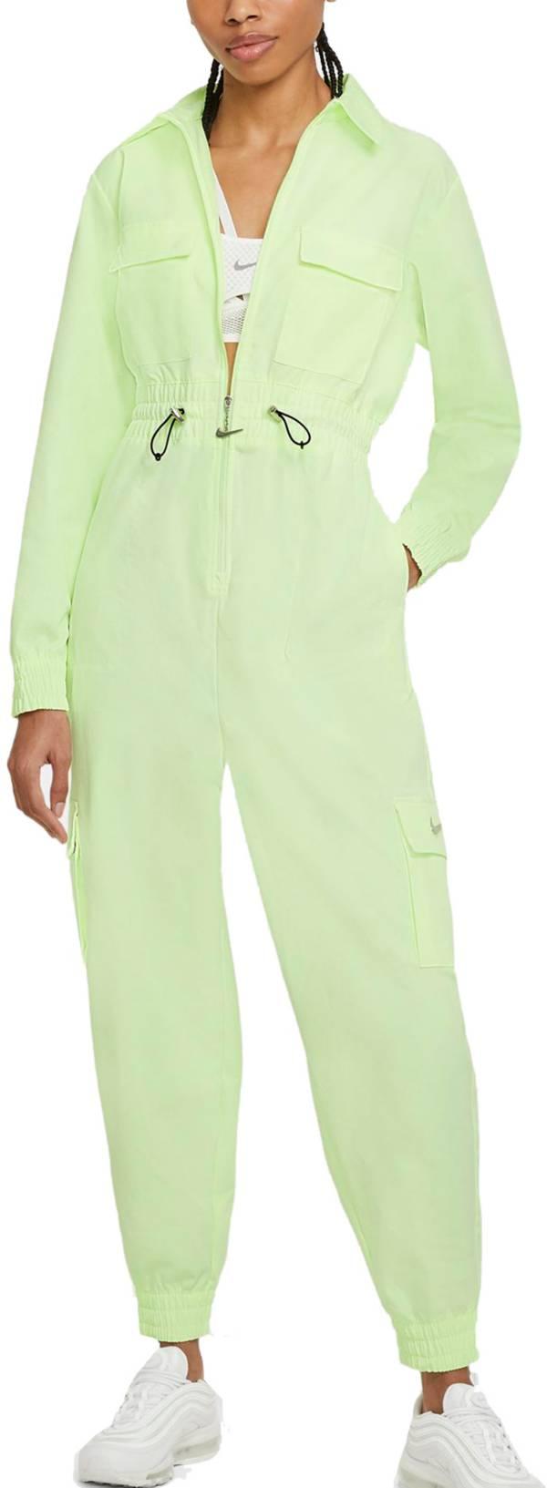 Nike Women's Swoosh Woven Jumpsuit product image
