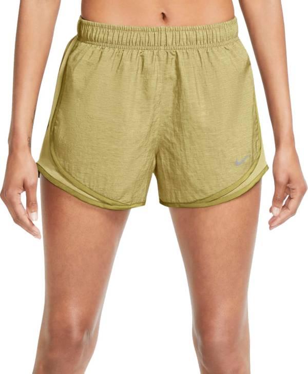 Nike Women's Plus Size Tempo Fashion Heathered Running Shorts product image