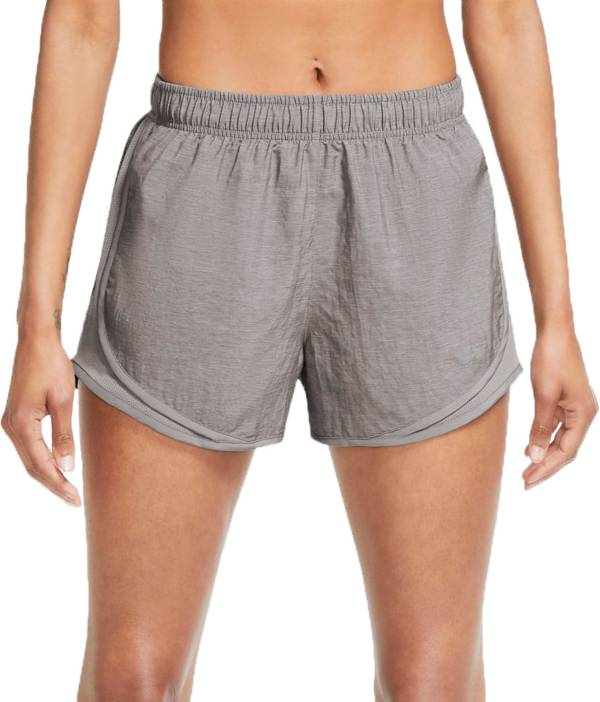 Nike Women's Plus Size Tempo Heather Core Running Shorts product image