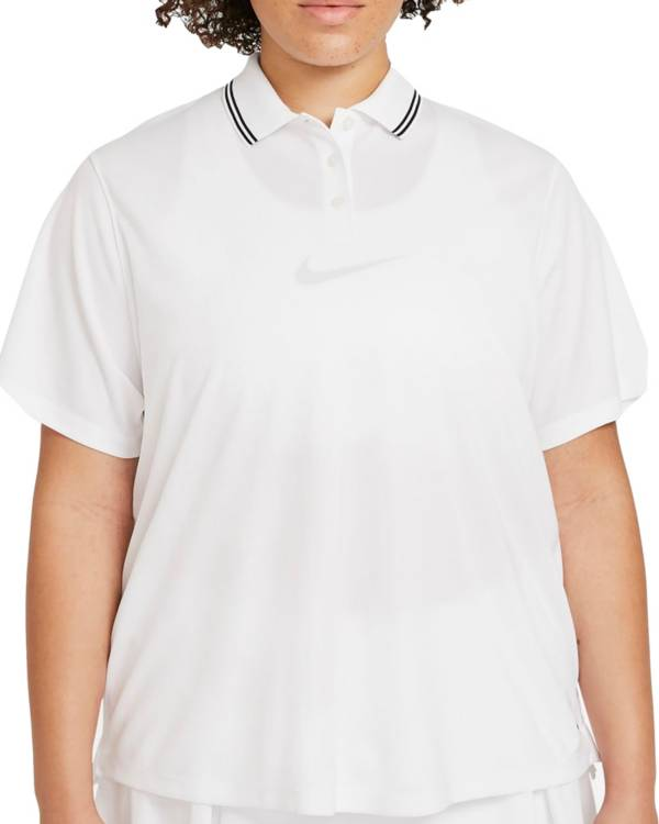 Nike Women's Victory Solid Short Sleeve Golf Polo product image