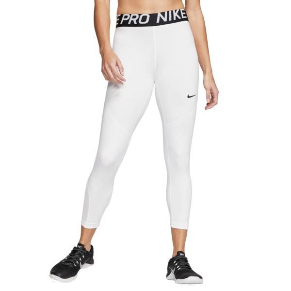 Nike Women's Pro Cropped Leggings product image