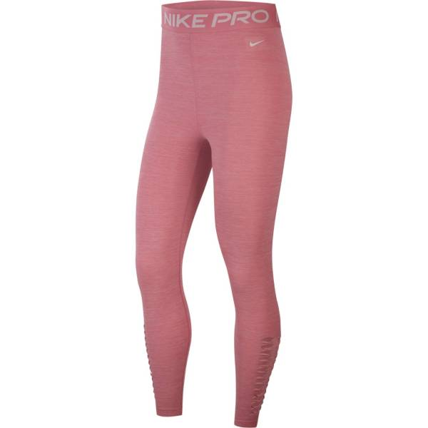 Nike Women's Pro Hi-Rise Cut Out 7/8 Tights product image
