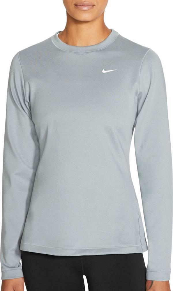 Nike Women's Pro Therma Crew Long Sleeve Shirt product image