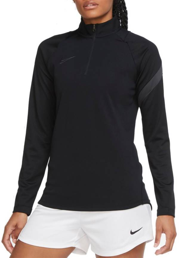 Nike Women's Dri-FIT Academy Pro Soccer Drill ¼ Zip Long Sleeve Shirt product image