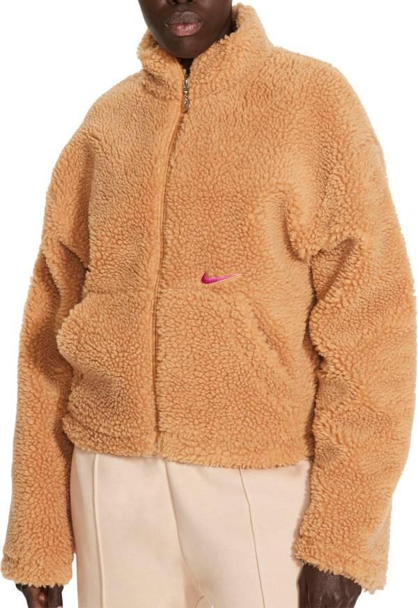 Nike Women's Sportswear Swoosh Sherpa Jacket product image