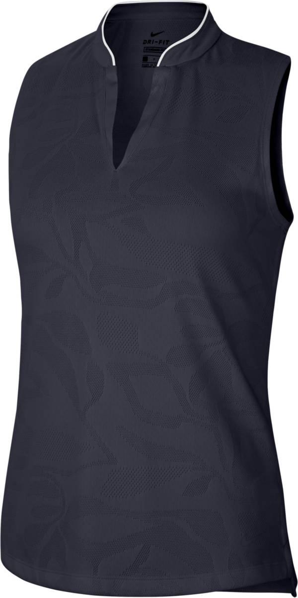 Nike Women's Breathe Sleeveless Golf Polo product image
