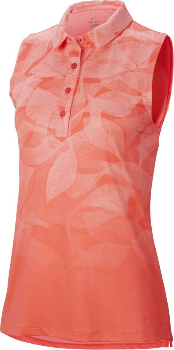 Nike Women's Dri-FIT Fairway Sleeveless Golf Polo product image