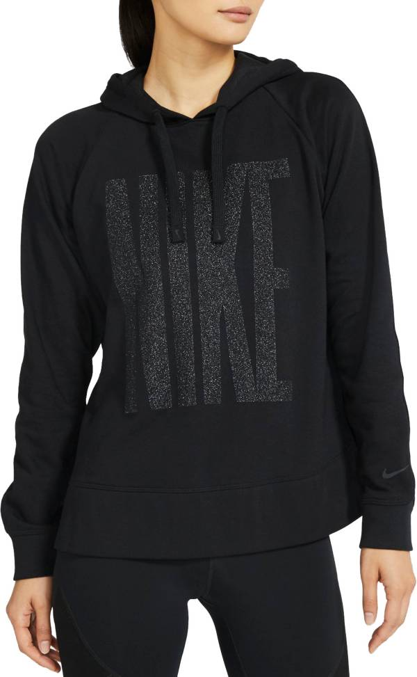 Nike Women's Dri-FIT Get Fit Sparkle Pullover Training Hoodie product image