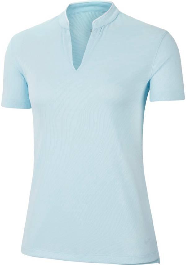 Nike Women's Breathe Freeway Short Sleeve Golf Polo product image