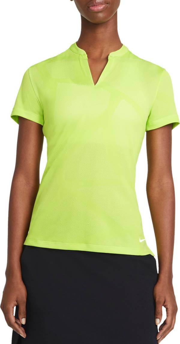 Nike Women's Course Jacquard Short Sleeve Golf Polo product image