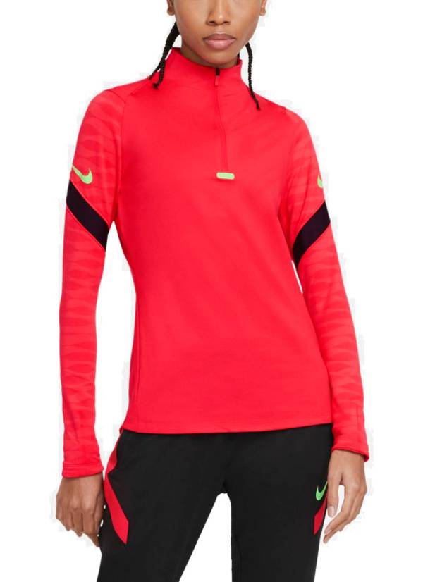 Nike Women's Strike Soccer Pullover Top product image