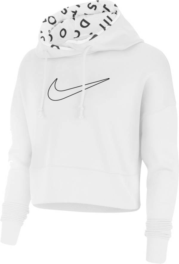Nike Women's Therma Cropped Pullover Hoodie product image