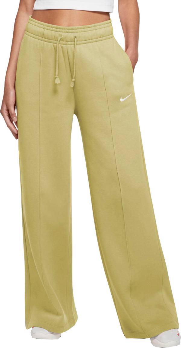 Nike Women's Sportswear Trend Essential Fleece Wide Pants product image