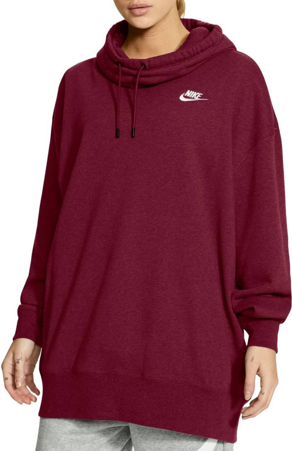 Nike Women's Sportswear Oversized Essential Pullover Hoodie product image