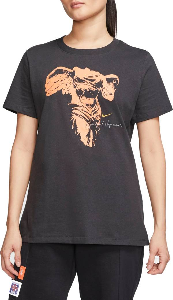 Nike Women's Winged Victory Graphic Short Sleeve T-Shirt product image