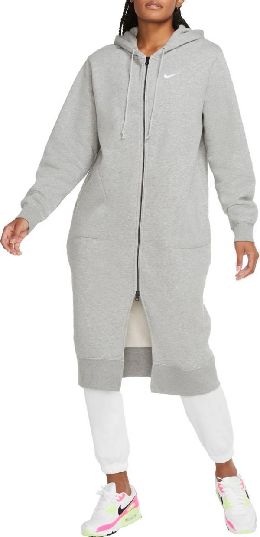 Nike Women's Sportswear Long Full-Zip Fleece Hoodie product image
