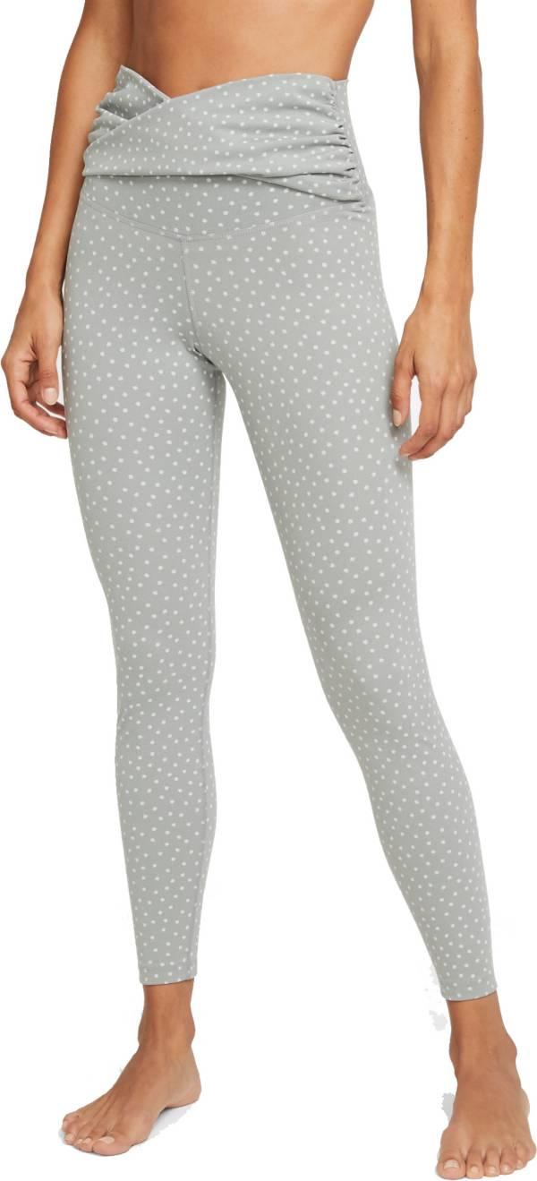 Nike Women's Yoga Dots Twist 7/8 Capri Tights product image