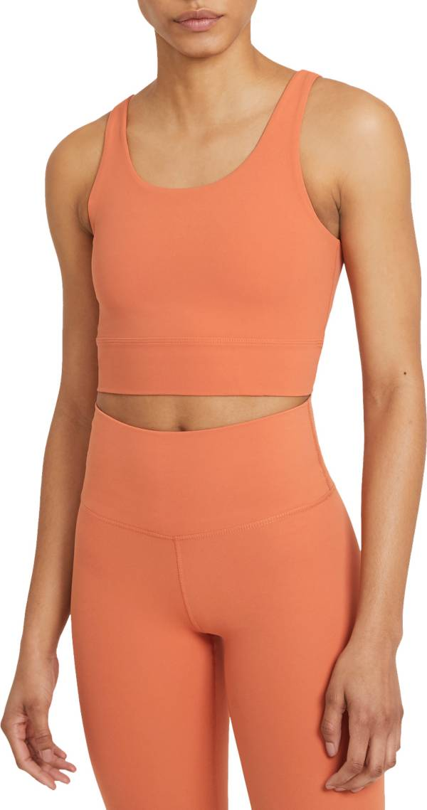 Nike Women's Luxe Cropped Novelty Tank Top product image