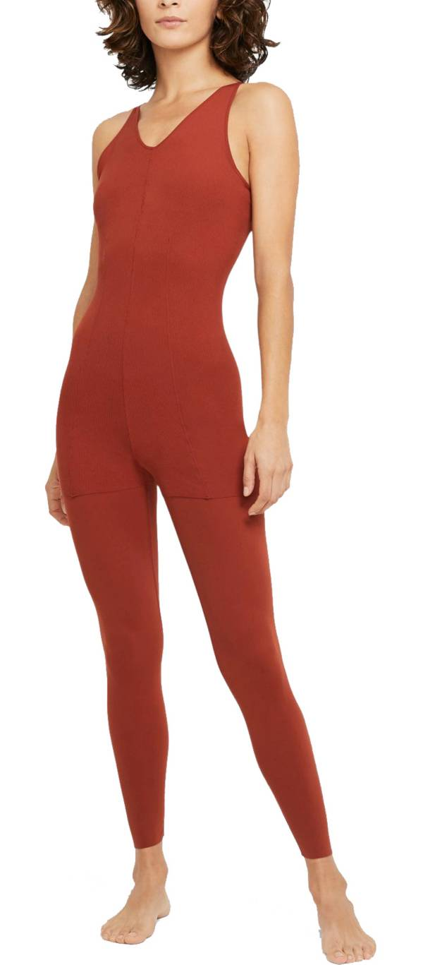 Nike Women's Yoga Luxe Layered Jumpsuit product image