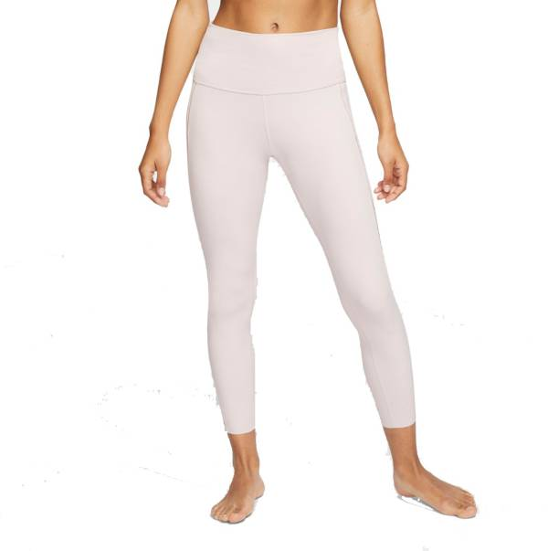 Nike Women's Luxe Ribbed High Rise 7/8 Tights product image