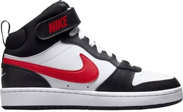 Nike Kids' Grade School Court Borough Mid 2 Shoes product image
