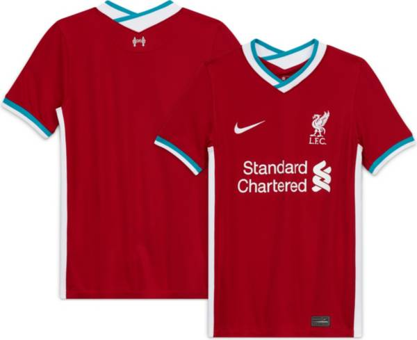 Nike Youth Liverpool '20 Breathe Stadium Home Replica Jersey product image