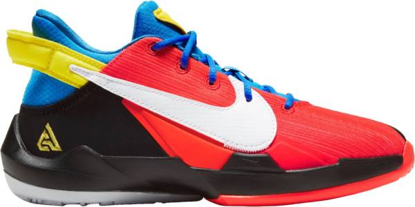 Nike Kids' Preschool Zoom Freak 2 Basketball Shoes product image