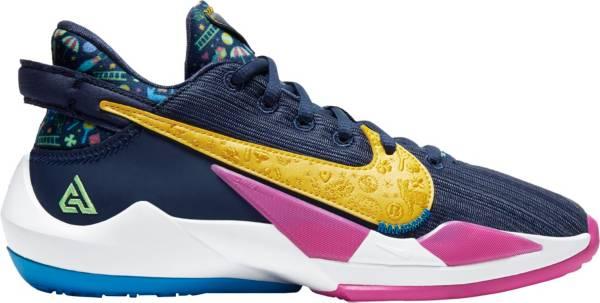 Nike Kids' Grade School Freak 2 Basketball Shoes product image