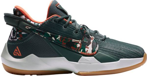 Nike Kids' Preschool Zoom Freak 2 Basketball Shoes product image